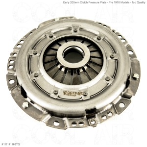 Early 200mm Clutch Pressure Plate - Pre 1970 Models - Top Quality