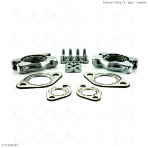 Exhaust Fitting Kit - Type 1 Engines