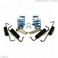 Rear Brake Shoe Fitting Kit - T1, KG - 1958-64