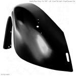 Beetle Rear Wing - Pre 1967 - Left - Small Tail Light + Small Bumper Slot