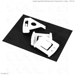 Beetle Seat Rail Guide Bush Set (3 Piece Kit For 1 Seat) - 1973-79