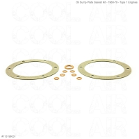 Oil Sump Plate Gasket Kit - 1960-79 - Type 1 Engines