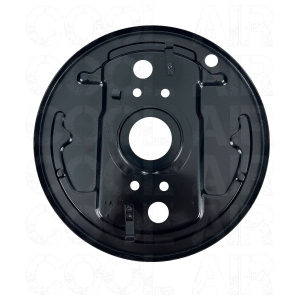 Baywindow Bus Front Backing Plate - 1968-70 - Left