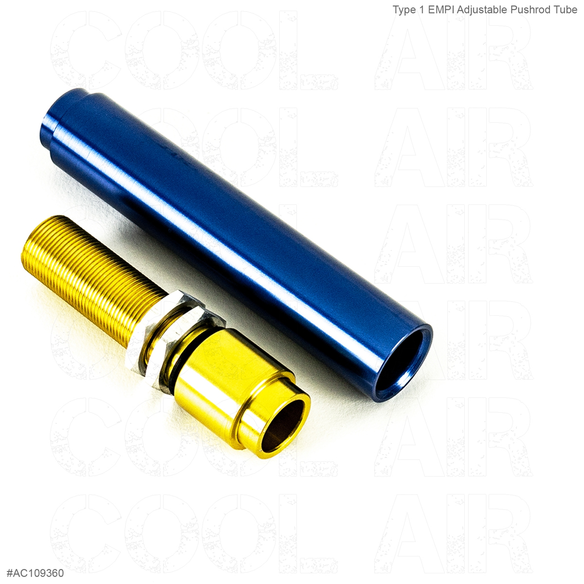 Pushrod Tube Seal 1200-1600cc or Waterboxer or CT Silicone