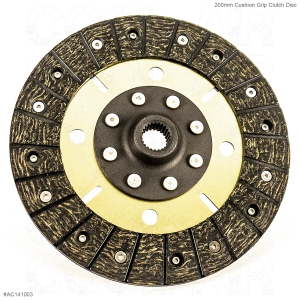 200mm Cushion Grip Clutch Disc