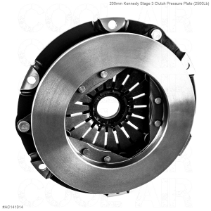200mm Kennedy Stage 3 Clutch Pressure Plate (2500Lb)