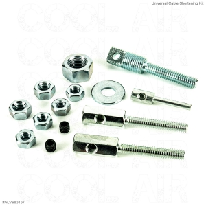 Universal Cable Shortening Kit