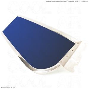 Beetle Blue Exterior Perspex Sunvisor (Not 1303 Models)