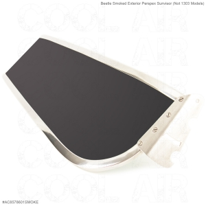 Beetle Smoked Exterior Perspex Sunvisor (Not 1303 Models)
