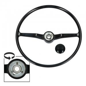 Baywindow Bus Steering Wheel - 1968-74 - 21mm Splines