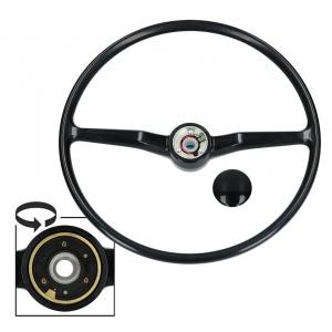 Baywindow Bus Steering Wheel - 1975-79 - 18mm Splines