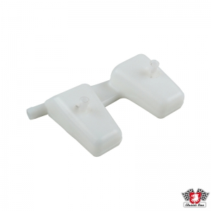 Baywindow Bus Lower Brake Fluid Reservoir - 1969-72 Without Servo (100mm Pipe Centres)