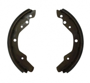 Baywindow Bus Rear Brake Shoes - August 1971 To December 1972 - Top Quality