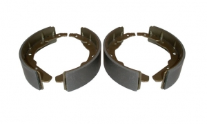 Baywindow Bus Rear Brake Shoes - August 1970 to July 1971