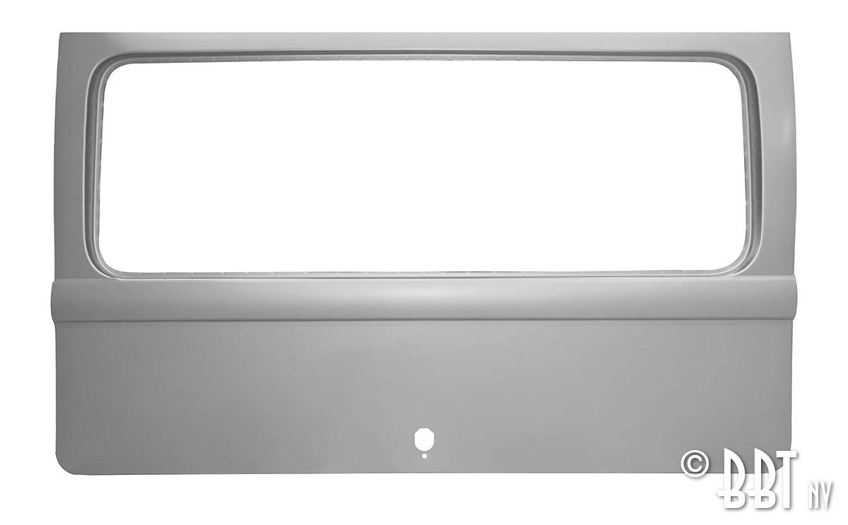 Baywindow Bus Tailgate - 1968-71 (Also Splitscreen Bus Tailgate - 1967 ONLY)