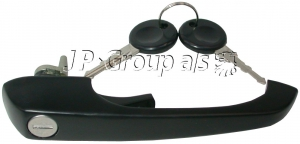 Black Cab Door Handle - T2 1968-79, T181