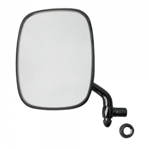 Baywindow Bus Cab Door Mirror - Left - (Also Type 181) - Top Quality