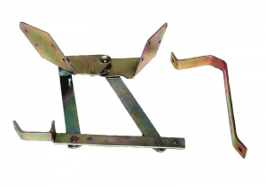 Rock And Roll Bed Hinges - T2 - 1955-79