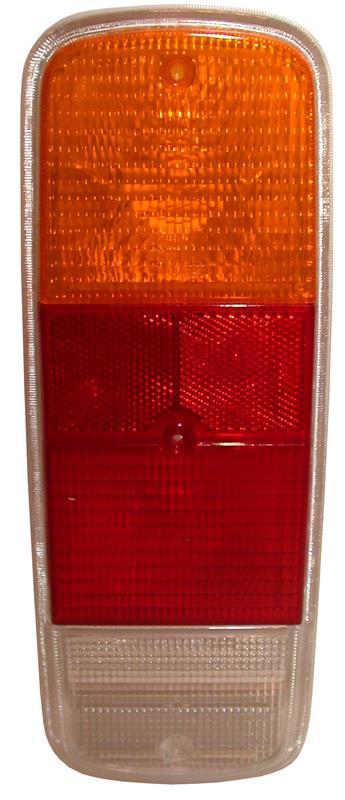 Baywindow Bus Tail Light Lens - 1972-79 - Top Quality