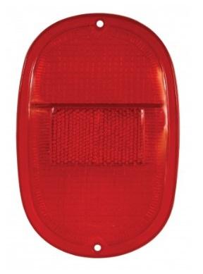 Splitscreen Bus US Spec Tail Light Lens - 1962-67 (Also Baywindow Bus - 1968-71)