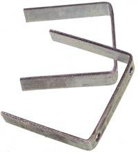 **NCA** Barndoor Bus Tail Light Brackets - 1950-57