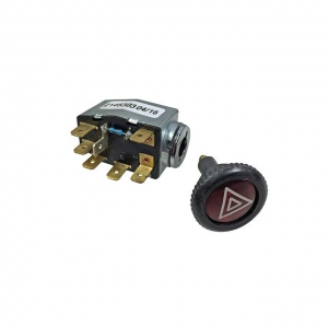 Hazard Warning Light Switch - All Aircooled Models (Not Type 25)