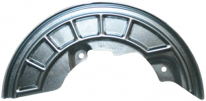 Type 25 Syncro Front Backing Plate - Left
