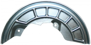 Type 25 Syncro Front Backing Plate - Right