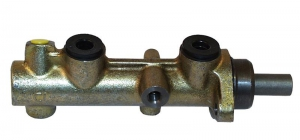 Type 25 Master Cylinder - With Servo + No ABS With Warning Light