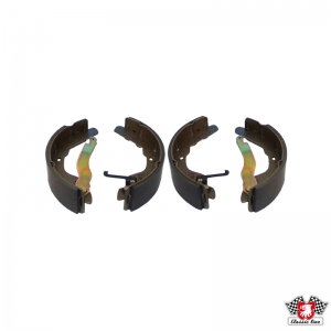 Type 25 Rear Brake Shoes (Not Syncro with 16