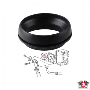 Type 25 Syncro Fuel Filler Neck Seal
