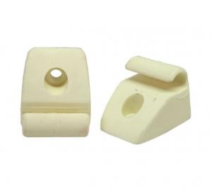 Type 25 Sunvisor Clips - White