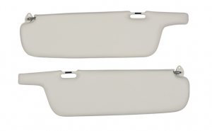 Type 25 Sunvisors - Off White