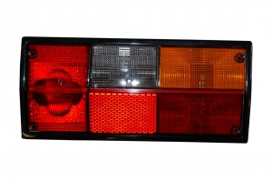 Type 25 Tail Light - Right - Hella Bulb Cluster
