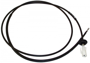 Type 25 Speedo Cable - 1982-92 - LHD (Push In Style Fitting) - Top Quality