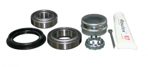 **NCA** Beetle Front Wheel Bearing Kit - 1968-79 (Also Karmann Ghia and Type 3) - Top Quality