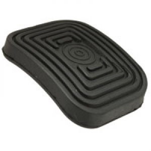 Clutch And Brake Pedal Cover (All Aircooled Models Except Baywindow And Type 25)