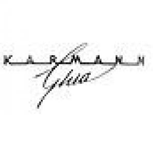 **NCA** Rear Karmann Ghia Badge - 1964-74 - KG