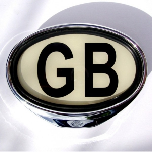 **ON SALE** Illuminated GB Sign