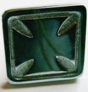 Iron Cross Jacking Point Covers (pair)
