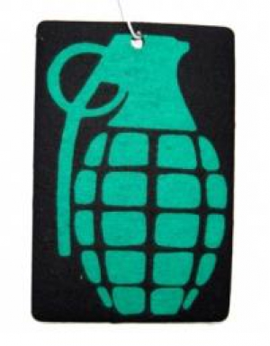 **ON SALE** Grenade Air Freshener