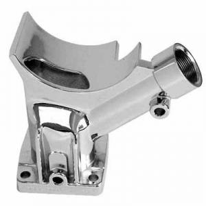 Chrome Alternator Stand (Also Chrome Dynamo Stand) - Type 1 Engines - 12 Volt