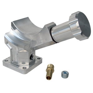 Silver Billet Alternator Stand (Also Dynamo Stand) - Type 1 Engines - 12 Volt