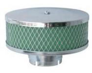 Pancake Air Filter - Standard Solex Carburettor Air Filter (138mm X 51mm)