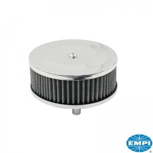 Standard Solex Carburettor Chrome Air Filter - 3