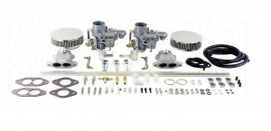 Twin 34 EPC EMPI Carburettor Kit - Type 3 Twin Port Engines