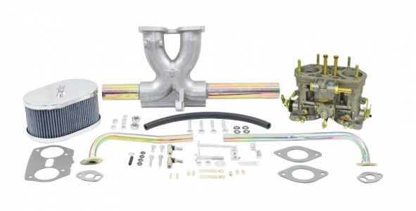 Single 45 EMPI D Carburettor Kit - Type 1 Engines
