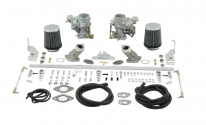 Twin 34 EPC EMPI Carburettor Kit - Type 1 Single Port Engines