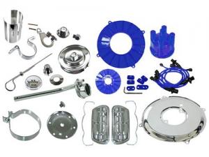 EMPI Blue Engine Dress Up Kit - Type 1 Engines