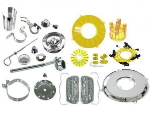 EMPI Yellow Engine Dress Up Kit - Type 1 Engines